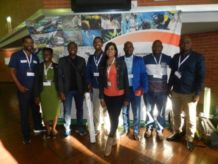 ACCI students present at UKZN Postgraduate Research & Innovation Symposium